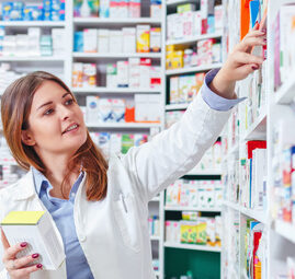 </p> <h3>Pharmacy</h3> <p>